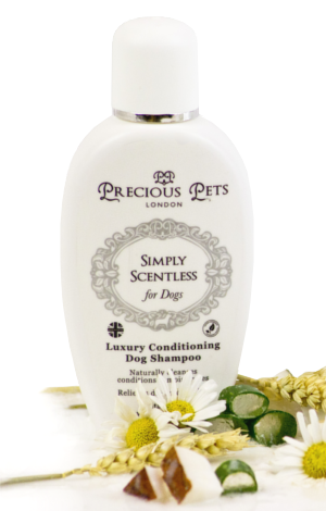 Simply Scentless - Luxury Conditioning Dog Shampoo