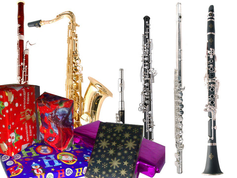 Gifts for Woodwind Players