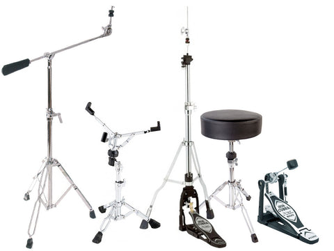 Title Drum Stands & Hardware