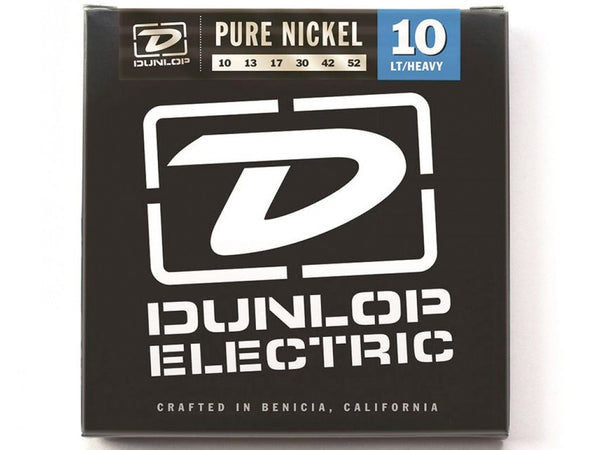 Dunlop Pure Nickel Electric Strings - Light/Heavy