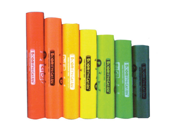 Boomwhackers 7 note Treble Extension Set BWEG