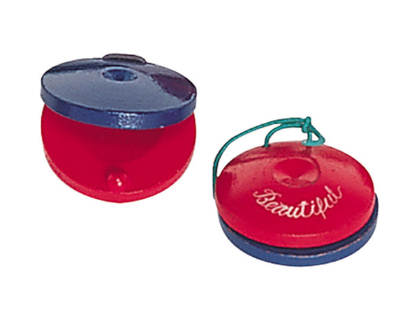 Percussion Plus Wooden Castanets PP591