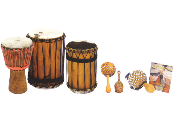 African Drumming Pack 15
