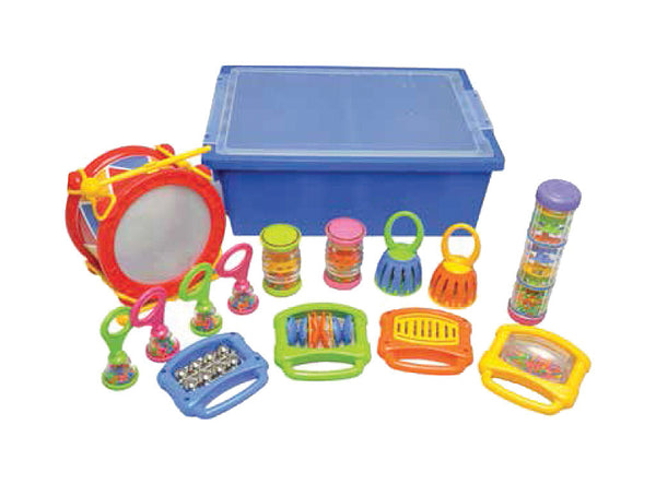 Halilit Small Hands Babies' / Toddlers' Percussion Set MP1012