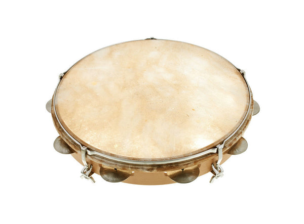 Studio 49 Tambourine  natural head RST25