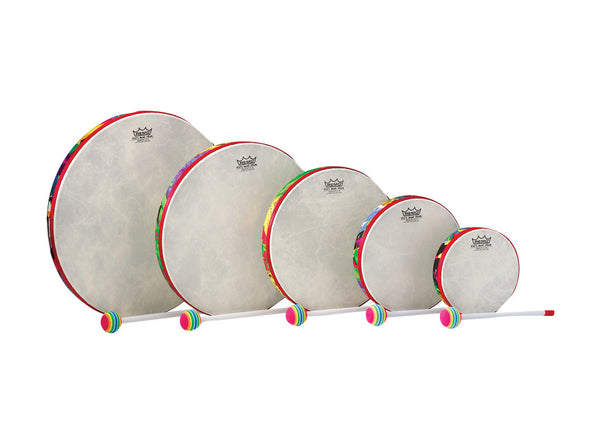 Tambour set, Remo 5 Hand Drums KD-050001