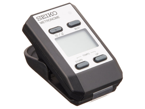 Seiko DM51SE Clip On Digital Metronome