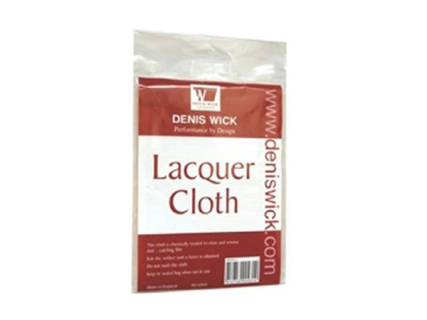 Lacquer Cloth For Cleaning Brass Instruments