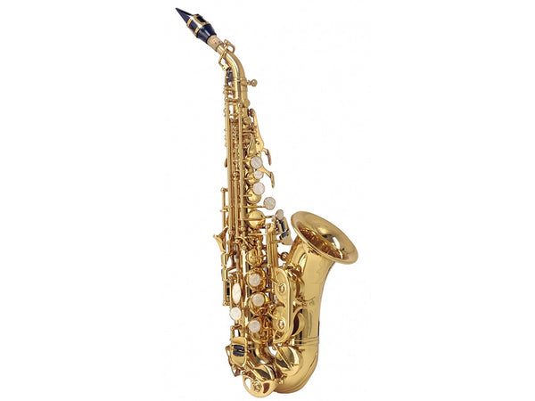 Elkhart 300 Series Curved Soprano Saxophone