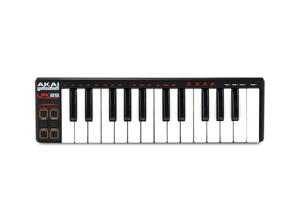Akai LPK25 Controller Keyboard Wireless