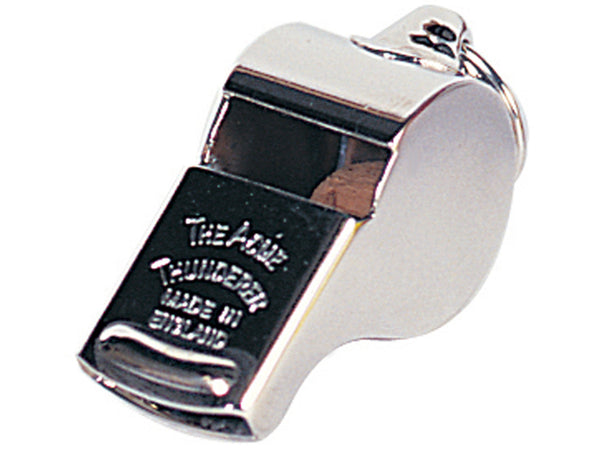 Acme Thunderer Whistle Titanic Brass - Large  Acme 58
