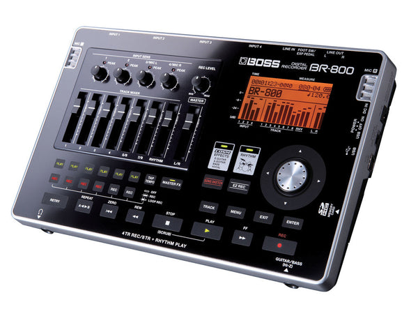 Multitrack Recorder Boss BR-800
