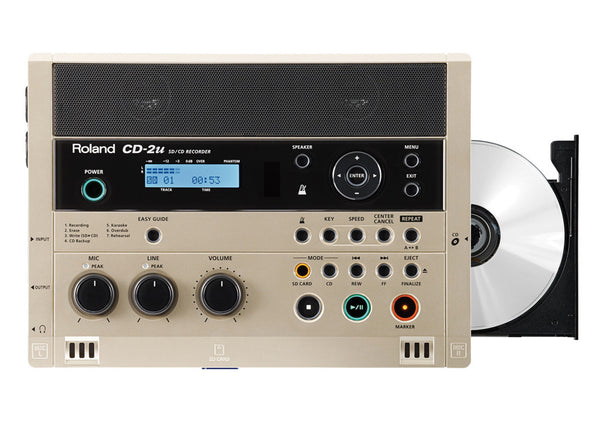 CD Recorder Roland CD-2U