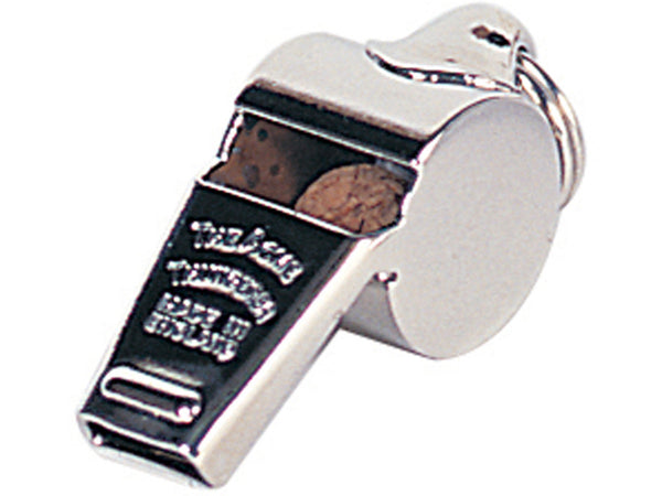 Acme Thunderer Whistle Chromed Brass - Small Acme 60 1/2