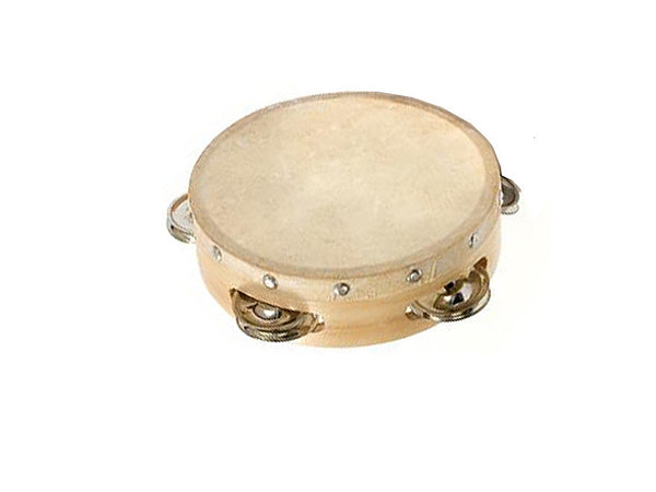 Tambourines With Vellum Head