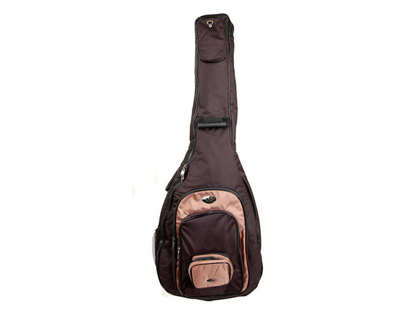 CNB Padded Gig Bag For Acoustic Bass Guitar