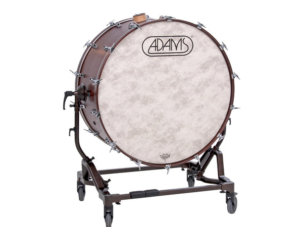 Adams  Orchestral Bass Drum With Tilting Stand 28