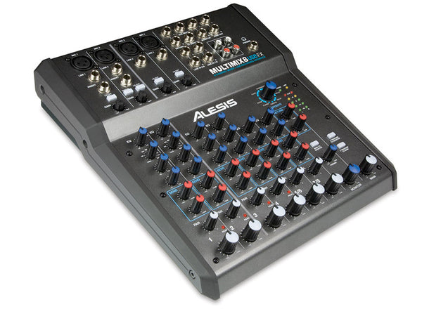 Alesis MultiMix 8 USB FX..