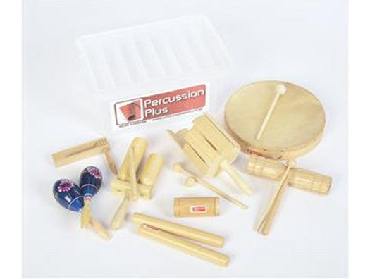 Percussion Plus PP688 All Things Wooden Set