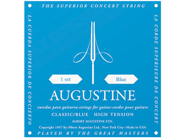 Augustine Blue Classical Guitar String Sets..