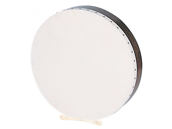 Performance Percussion World Vellum Bodhran with Brass Inlay - 18
