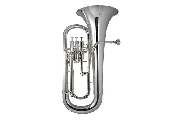 Besson BE1062 3 Valve Silver Plated Bb Euphonium..