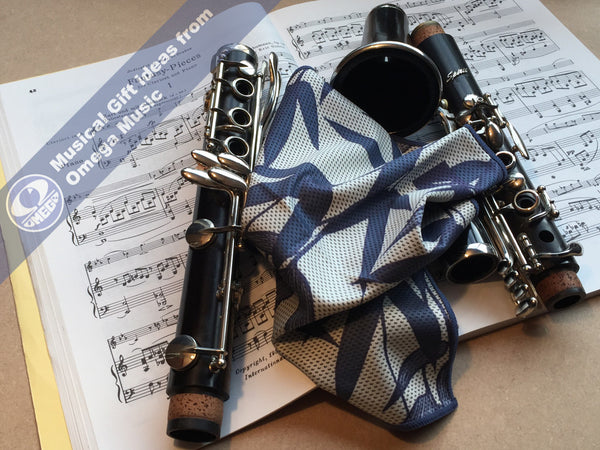 Clarinet Gift Cleaning Cloths