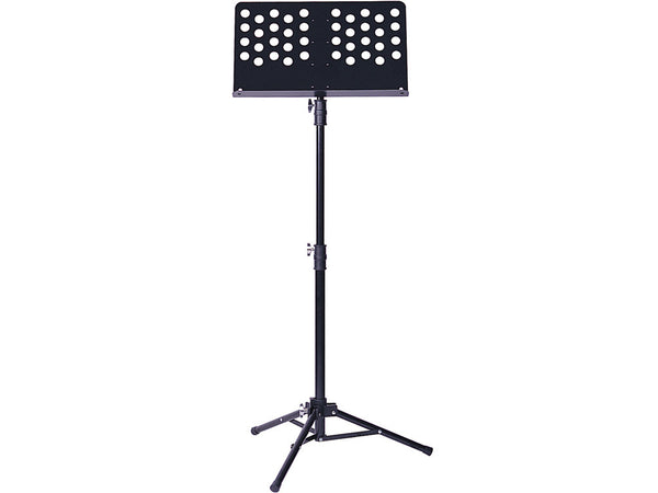 Kinsman Music Stand for Conductors Black