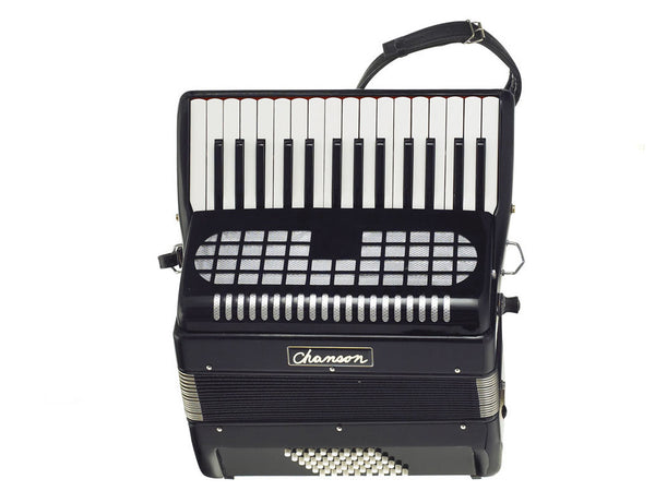 Chanson Accordion 48 Bass
