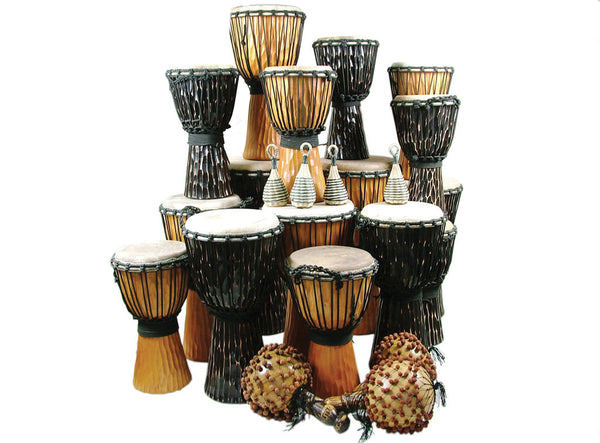 Djembe Pack Large 24 Players