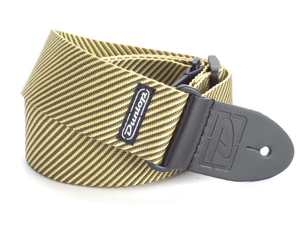 Dunlop D-38 Woven Guitar Strap - Classic Tweed