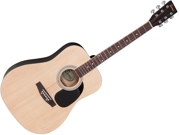 Encore Acoustic Guitar Outfit - Natural