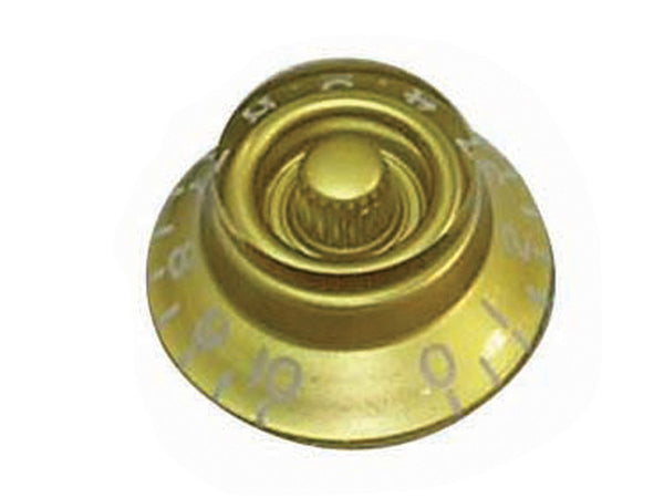 Gold Bell Type Control Knobs