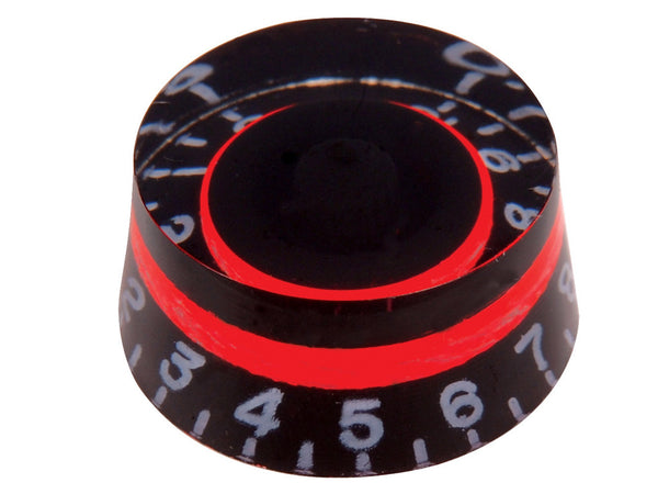 Black & Red Speed Control Knobs