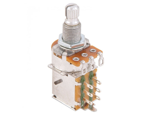 Potentiometer 250K Push/Pull TonePot - 18mm Shaft