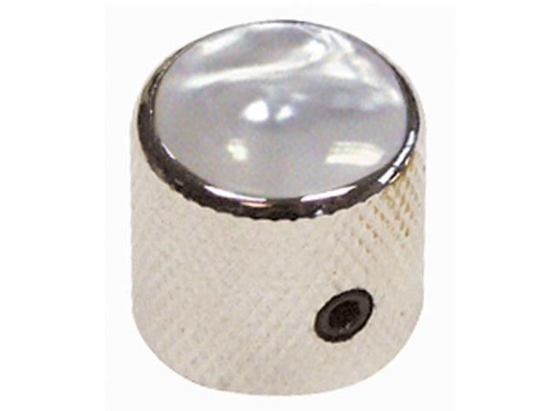 Chrome Dome Pearl Top Control Knobs