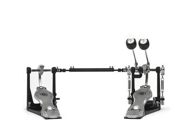 GIBRALTAR 6000 Series Double Pedal, Chain Drive