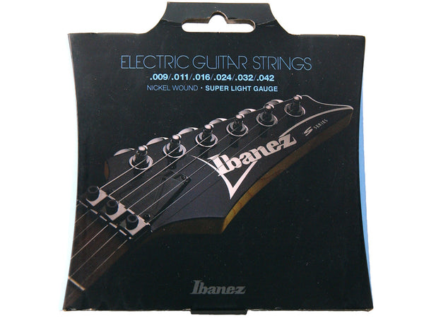 Ibanez 6 String Electric Guitar Strings