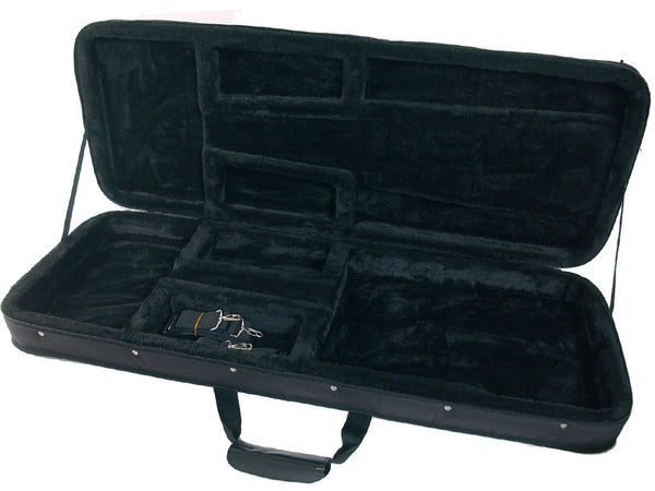 Kinsman Hard Foam Electric Guitar Case - Lightwieght