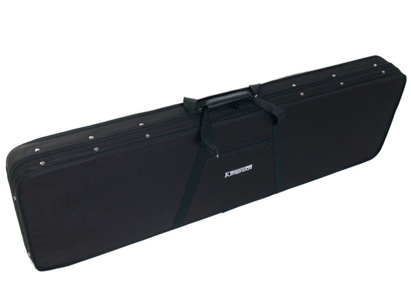 Kinsman Hard Foam Electric Bass Case - Lightwieght