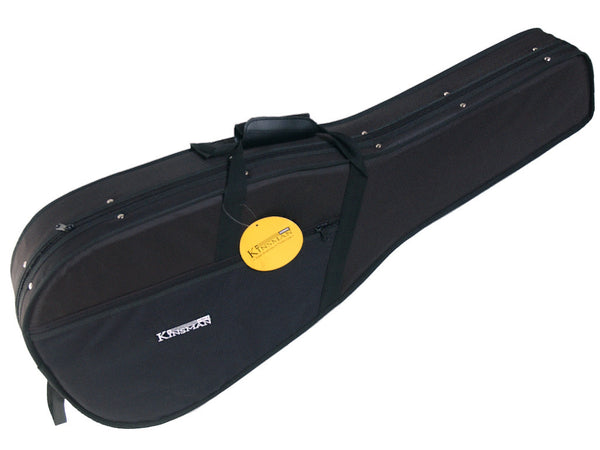 Kinsman Hard Foam Acoustic Dreadnought Guitar Case - Lightweight