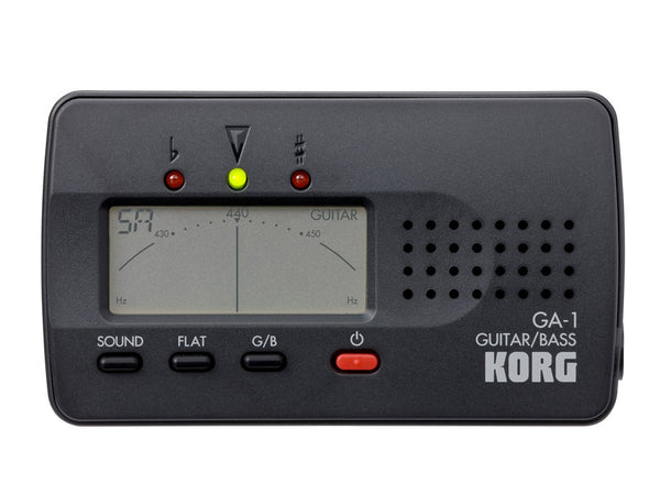 Korg GA-1 LCD Guitar and Bass Guitar Tuner