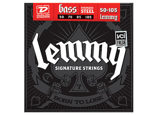 Dunlop LKS50105 Lemmy Kilmister Signature Bass Strings