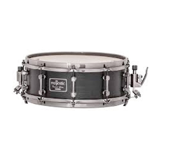 Majestic Snare Drum Concert Black Maple 14