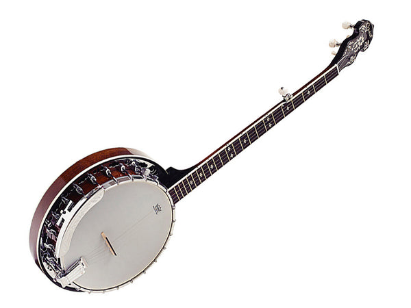 Ozark 2112GE 5 String Electric Banjo