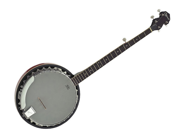Ozark 2104G 5 String Banjo With Gig Bag