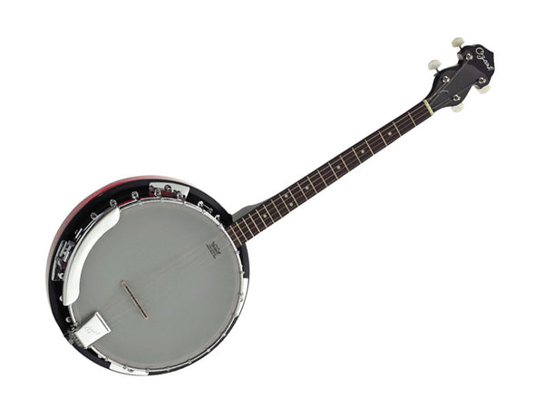 Ozark 2105T Tenor Banjo & Padded Cover