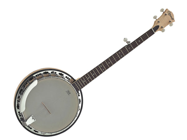 Ozark 2109RG 5 String Banjo Maple Resonator