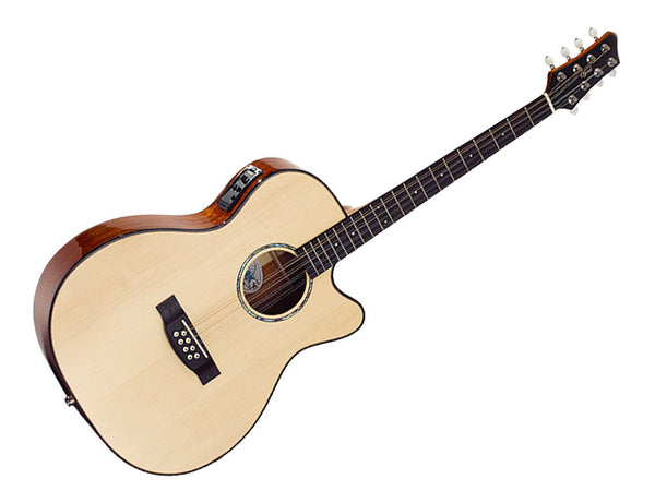Ozark 2246 Guitar Bouzouki Guitar Shaped Body