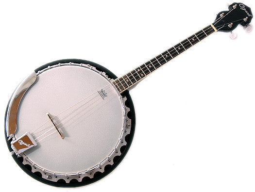 Ozark 2104TS Short Scale Tenor Banjo With Gig Bag